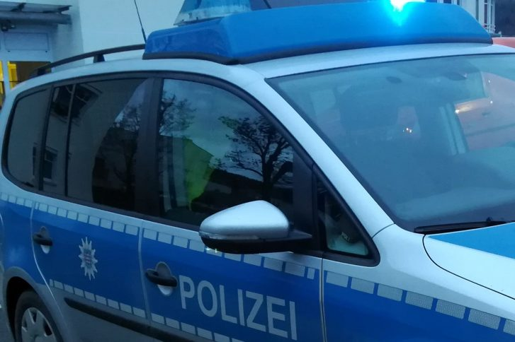 Polizeieinsatz im Altenburger Land nach vermisster Person